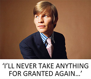 Michael York recovery from cancer